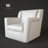 swabia chair 3d model