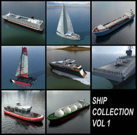 Ship Collection Vol 1