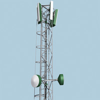 Cellular antenna tower