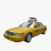 crown victoria - new york 3d max