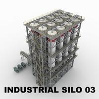 maya industrial silo 03