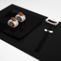 3dsmax sushi set
