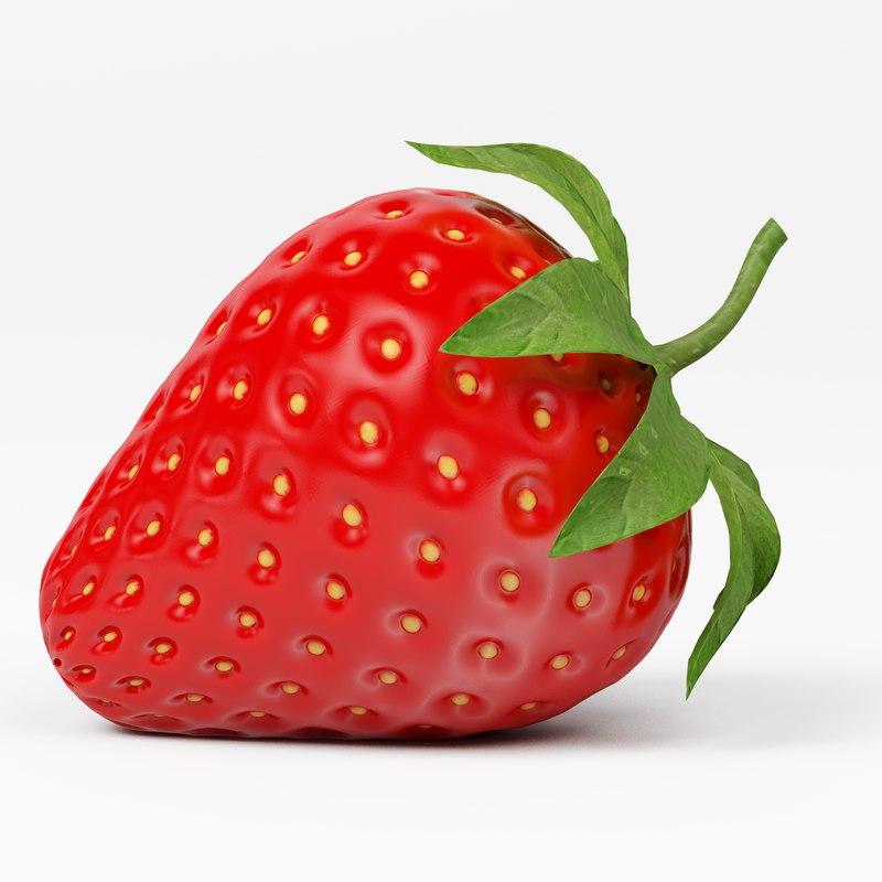 Strawberry Cake Description