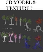 set trees 3d max