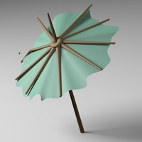 3ds old umbrella