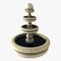 Stone Fountain 1