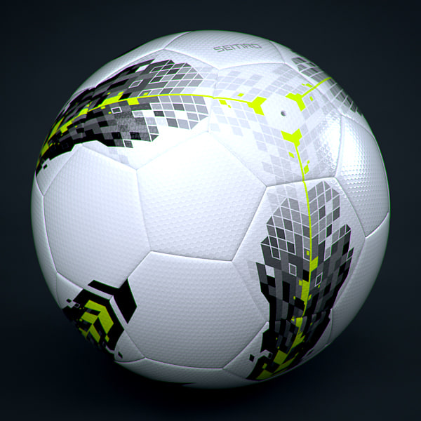rigged football player - 3d model - Rigged Football Player and Goalkeeper - FC Barcelona... by cgshape