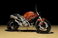 bike 3d model