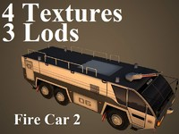 car 2 3d model