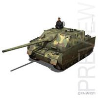 3ds jagdpanzer iv l 70