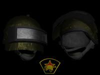 russian spetsnaz helmet max