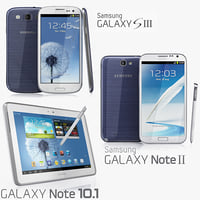 Samsung GALAXY Collection 2012
