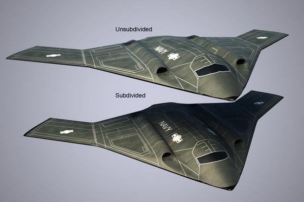 Future Stealth Bomber