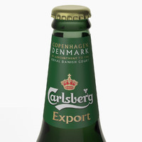 carlsberg beer bottle max
