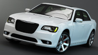 Chrysler 300c srt8 2012