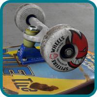 3dsmax hawaiian pool complete skateboard