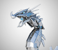 dragon robot hitech