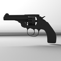 maya hand gun