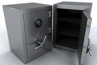 Steel Safe Box