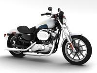 Harley-Davidson Sportster 1200 SuperLow 2013