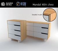 MANDAL chest