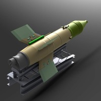 3ds max anti-tank guided missile pla