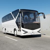 3d bus viseon c10