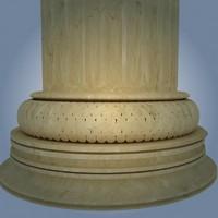 maya pillar column