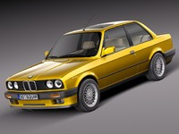maya bmw e30 316i coupe