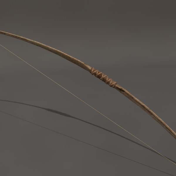 maya medieval longbow