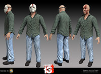 jason voorhees friday max