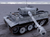 Panzer KpfwAusf H VI Tiger