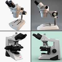 Microscopes Collection 2