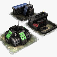 RTS building pack