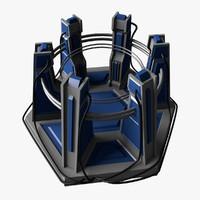 Sci Fi Base/Device