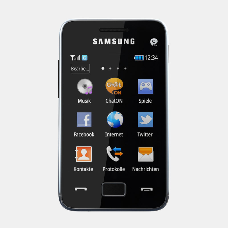 samsung smartphone s5220 star 3 android