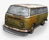 Rusted volks