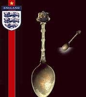scanned collectible spoon 3d model