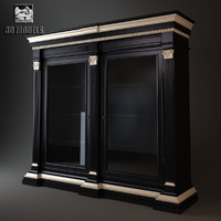 provasi bookcase 3d model