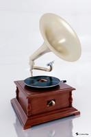 gramaphone 3d max