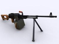 PKM - Machine gun