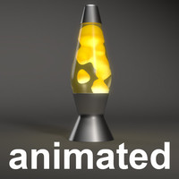 Animated Lava Lamp