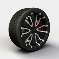 Wheel Baccarat - Passion rims and tyre