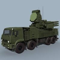 SA-22 Pantsir-S1