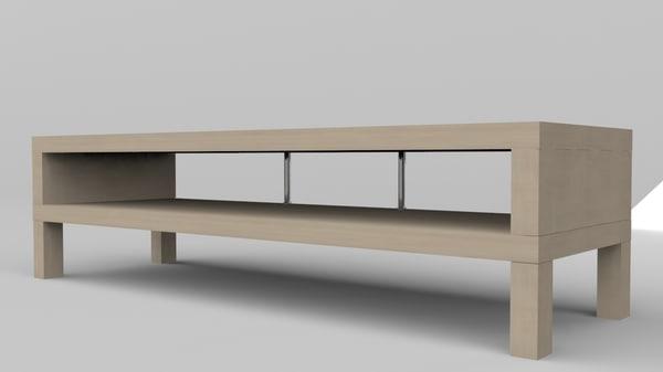 ikea lack tv stand max. Black Bedroom Furniture Sets. Home Design Ideas