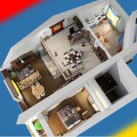 apartment mansard max