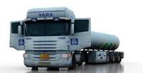 3d scania tanker