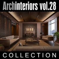 3ds max archinteriors vol 28 interior scenes