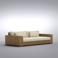 Restoration Hardware - Majorca Sofa 102