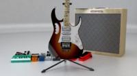 Ibanez - Jem Stratocaster Model